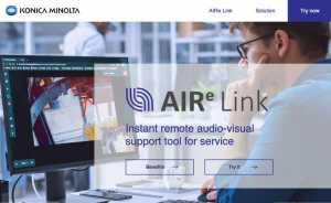 Konica Minolta запустила онлайн-платформу для віддаленої сервісної підтримки користувачів