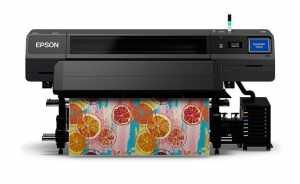 EPSON анонсувала серію широкоформатних  принтерів SURECOLOR SC-R5000
