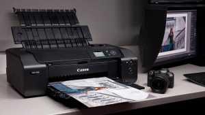 Новий фотопринтер Canon imagePROGRAF PRO-300 формату A3+ прийде на заміну  PRO-10S 2015 року