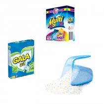 Засоби для прання та догляду за білизною