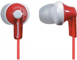 Навушники PANASONIC RP-HJE118GU-R червоні, 106384