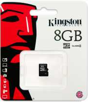 Trans Flash (MicroSD) 8Gb KingSton HC4 без адаптера