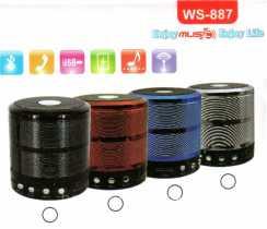Колонки портативні Bluetouch WS-887