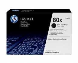 Регенерація картриджа HP №80X