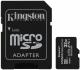 Карта пам'яті MicroSD 32GB Kingston (class10 +SD адаптер) CANVAS SELECT PLUS
