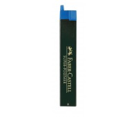 Грiфель  0,7мм 2В ,Faber-Castell
