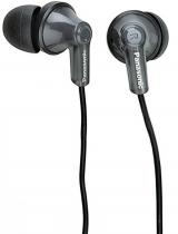 Навушники PANASONIC RP-HJE118GU-K чорні, 92710