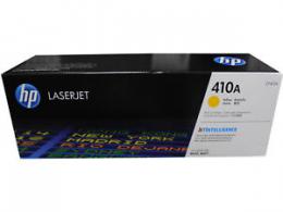 Заправка картриджа HP №410X Yellow (CF412A)+чіп