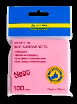 Стікери NEON 76X76 по 100 арк.асорті