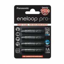 Акумулятор Panasonic 2500 AA Eneloop pro (за ШТ)