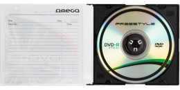 Disk DVD-R 4.7Gb FreeStyle 16x, Bulk 50 (за ШТ)