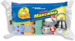 "Кухонні губки ""Фракен Бок"" ""Максима"" 5шт/68"