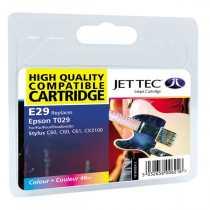 Картридж EPSON Stylus C60 Color (110E002913) E29 JetTec