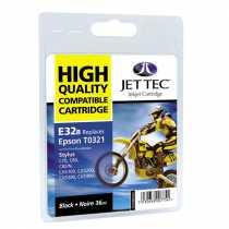 Картридж EPSON Stylus C70 Black (110E003201) E45 JetTec