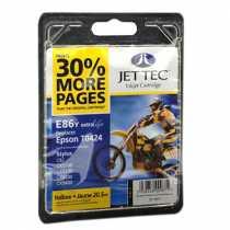 Картридж EPSON Stylus C82 Yellow (9183YJT) E86Y JetTec