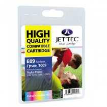Картридж EPSON Stylus Photo 1270 Color (110E000915) Е09 JetTec