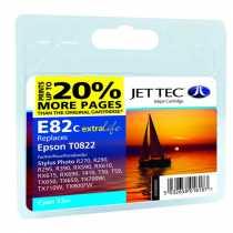 Картридж EPSON Stylus Photo R270 Cyan (101E008202/110E008202) E81/82C JetTec