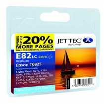 Картридж EPSON Stylus Photo R270 Light Cyan (101E008205/110E008205) E81/82LC JetTec