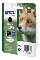 Картридж EPSON Stylus SX125 Black (T1281)