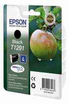 Картридж EPSON Stylus SX420W Black (T1291)
