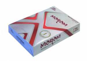 Папiр A4 MARAM 80г/м2, 500л.