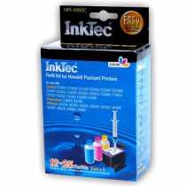 Заправочний к-т HP Color (HPI-4060C) InkTec
