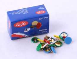 Кнопки кольорові TY62