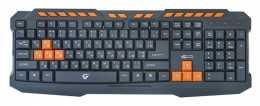 Клавіатура GEMIX W-250 USB Gaming