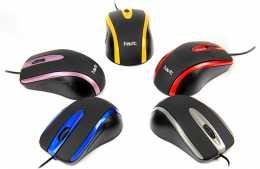 Мишка Havit HV-MS753 USB purple