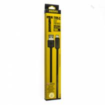 Кабель USB microUSB Remax RC-001i Full Speed 1.0m - Black