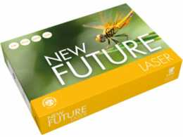 Папiр A4 NEW Future Laser 80г/м2, 500л.