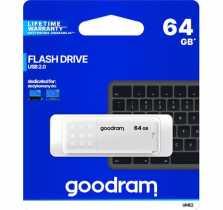 USB Flash 64Gb Goodram UME2 White