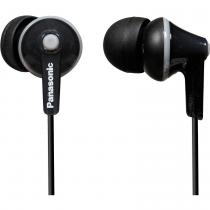 Навушники PANASONIC RP-HJE125E-K чорні, 92713