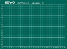 Коврик для ручного роликового ножа KW-Trio 03803, А4 (шт.)
