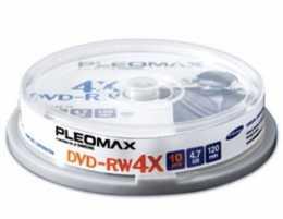 Disk DVD+RW 4.7Gb Samsung 4x slim