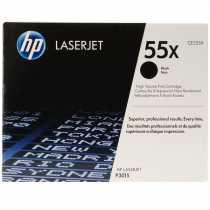 Регенерація картриджа HP №55X