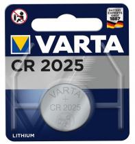 Батарейка Varta CR 2025 (за ШТ)
