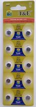 Батарейка T&E AG1 (за ШТ)