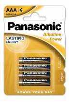 Батарейка Panasonic LR3 Bl Power