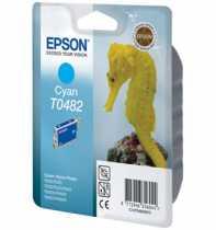 Заправка картриджа EPSON Stylus Photo R200 Cyan (T0481)