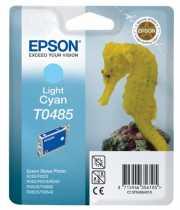 Заправка картриджа EPSON Stylus Photo R200 Light Cyan (T0485)
