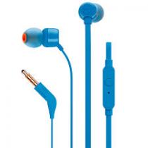 Гарнітура JBL T110 T110BLU, блакитна, 268084