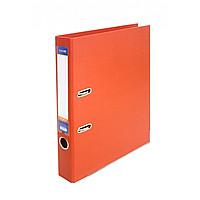 Папка-реєстратор Lux, А4, 70мм, Buromax, помаранчова