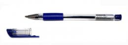 Ручка гелева TY405, синя