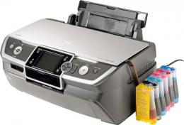 Промивка друкуючої головки А-3 формату