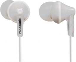 Навушники PANASONIC RP-HJE125E-W білі, 92717