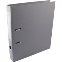 Папка-реєстратор Lux, А4, 50мм, сіра