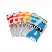 Папір A4 Colour, 80г/м2,DOUBLE A, 25арк. пастельно помаранчевий,1073