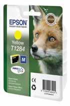 Картридж EPSON Stylus SX125 Yellow (T1284)