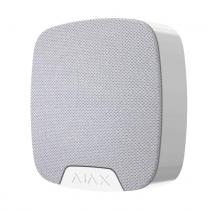 Сирена кімнатна безпровідна AJAX HomeSiren White EU